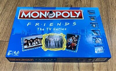 BRAND NEW CONDITION MONOPOLY Friends The TV Series Edition Board Game