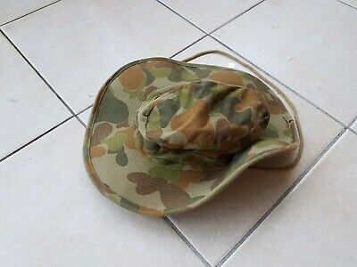 Auscam Boonie Hat Camouflage DCPU Bush Hat cadets military hunting camping