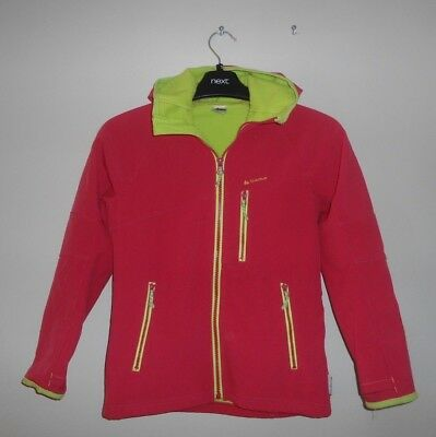 Quechua Decathlon Girls Hooded Jacket Age 8 Years