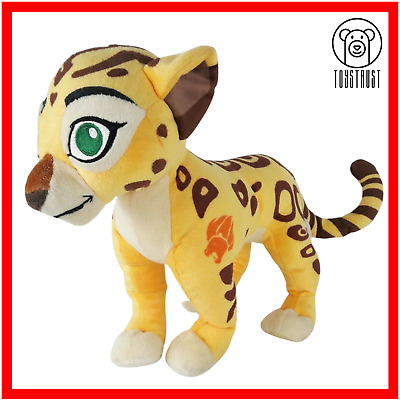 """Disney The Lion Guard  Plush Soft Toy Characters Approx 12/""""//30cm 71112"""