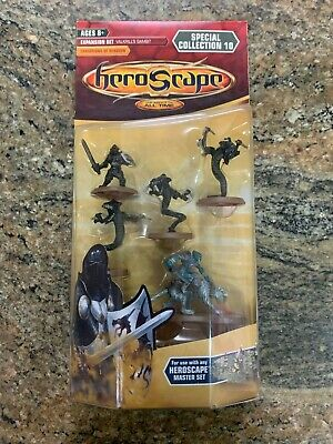 Nerak the Glacian Swog Rider Heroscape Free Ship Available Wave 10