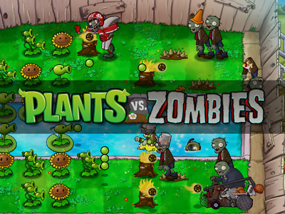 Plants Vs. Zombies weapon strategy shooter puzzle game WINDOWS 7 8 10