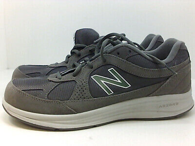 New Balance Mens Mw877gt Grey Walking Shoes Size 10 163526