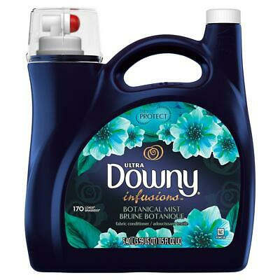 Downy Ultra Infusions Liquid Fabric Conditioner Botanical Mist 115 oz