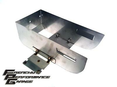 Frenchy's Performance Stainless Steel fuel tank baffle for: Nissan R32 GT-R RB26