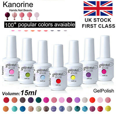 UV Nail Gel Polish Soak Off No Wipe Top Base Coat 15ml Dehydrator Primer UKStock