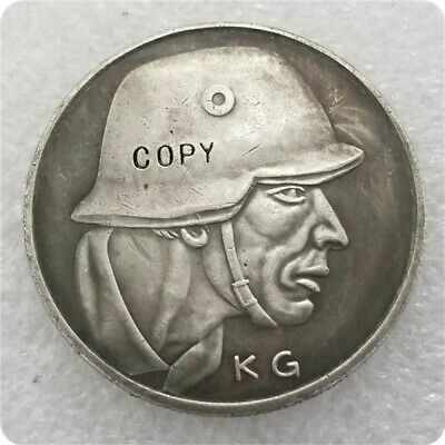 COPIE MONETE !!1940 Karl Goetz Germania Copia Coin