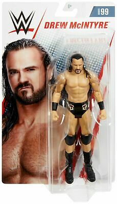 Drew Mcintyre WWE Mattel Basic Series 99 Action Figure NEW