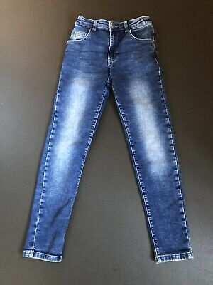 Boys Blue Demin Jeans Age 11-12 Years