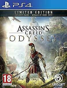 Juego Ps4 Assassins Creed Odyssey Limited Edition Ps4 5417846