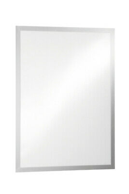 Durable DURAFRAME A1 Silver 1 pc(s) Self Adhesive Magnetic Poster Frame 499723