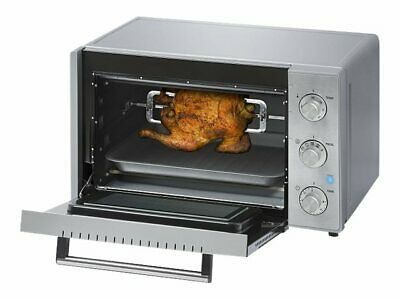 Steba KB 23 ECO Electric oven silver 43300