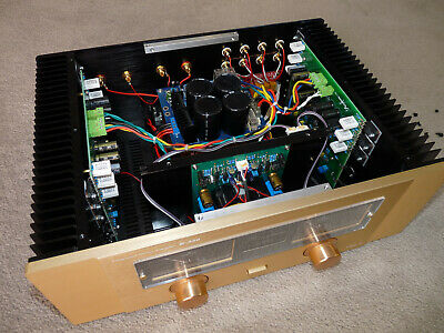 High End Integrated Amplifier. Class A. Refer to Accuphase E550.