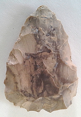 Native American Indian Artifact Authentic Points Blade Knife Arrowheads