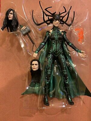 Marvel Legends HELA MCU 6 inch Action Figure Loose Thor Free Shipping