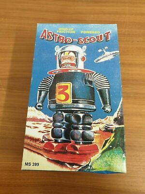 Wind Up Friction Powered Astro -Scout MS 399 gebraucht/used