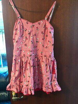 SuperDry Tokyo Brand Pink dress new with tags