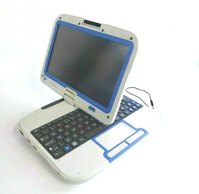 """6 x SMART Classmate 2S 10.1"""" 2-in-1 Laptops Atom N2600 1.6GHz Various Conditions"""