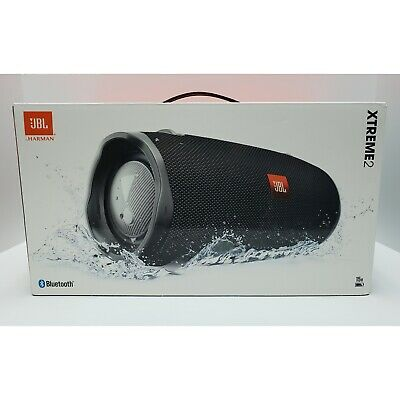 JBL Xtreme 2 Bluetooth Wireless Speaker - Black