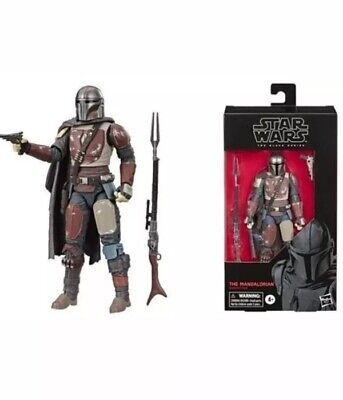 Star Wars The Black Series The Mandalorian 6-Inch Figure PRE-ORDER MAY 2020