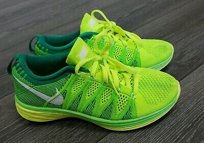 VGC Older girls Womens Nike flyknit Lunar 2 size 3.5 3 half EU36.5 running shoes