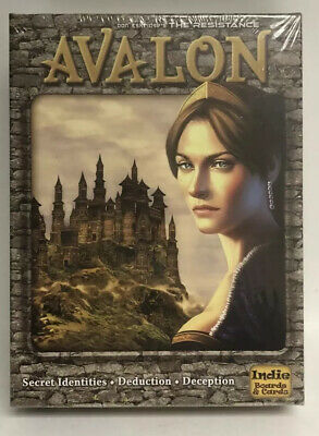 Avalon The Resistance: Indie Boards And Cards New
