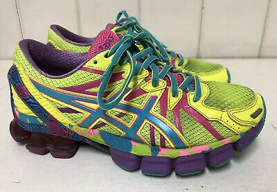 WOMANS ASICS GEL LYTE III RUNNING SHOES SIZE 10 Nice H55BQ