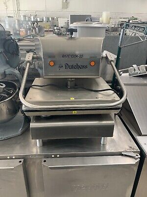 Dutchess Commercial Tortilla Press DUT/TXM-SS