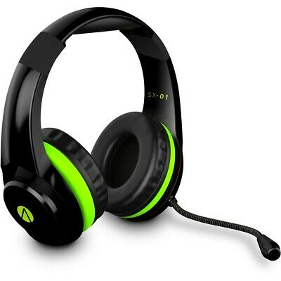 Stealth SX-01 Xbox One Headset - Green