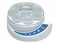 Steba JM 1 Yogurt maker 1.2 litres 22 W white 181500