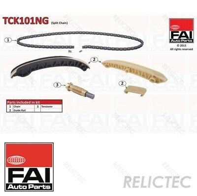 Timing Chain Kit for MB Citroen:CL203,S203,W203,S204,C209,W211,W204,906,A209