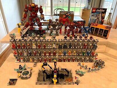LEGO Marvel ULTIMATE Iron Man Collection - War Machine Infinity War Avengers