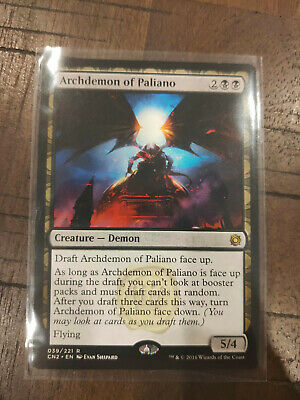 TAKE THE CROWN MTG CONSPIRACY Archdemon of Paliano