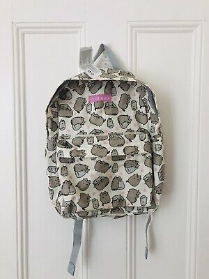 Pusheen Backpack Rucksack Bag BNWT sold Out School Kids Unwanted Christmas Gift
