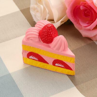 Super Slow Rising Sweet Smell Cute Simulated Strawberry Cake Soft s2zl