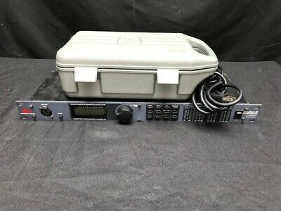 DBX DriveRack PA Complete EQ Loudspeaker Control System w/ Microphone and Clip