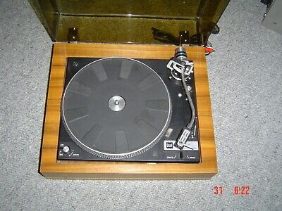 Dual Turntable 481a with Strobe and Pitch control. Nice One!!