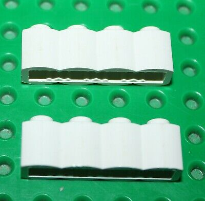 LEGO White brick log ref 30137 Sets 6093 4728 6089 6083 6713 4795 5988 7074