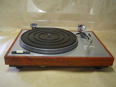 Luxman Turntable. Direct Drive Upper End.