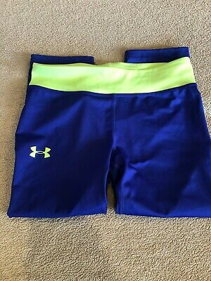 Under Armour Girls Leggings Size YMD