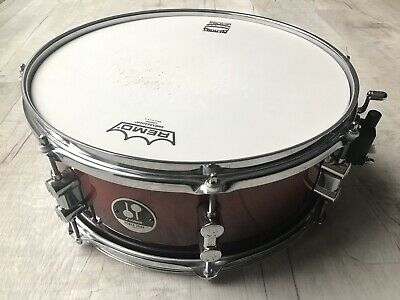 """Sonor Force 2007 Birch 14""""  x 5.5"""" Amber Fade Snare Drum F27 1405 SDW"""