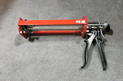 Cartridge Gun, COX M300 Manual Epoxy Applicator