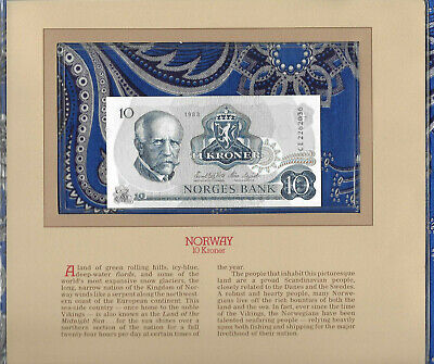 Banknotes of All Nations Denmark 20 Kroner P49a.3 1972 1979 UNC A2791N
