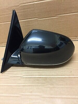 BMW X3 F25 2011-2014 left near side heated convex mirror glass /& plate 565LSHP