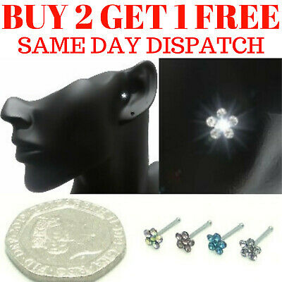 Tragus Bars Helix Labret Monroe Bar Lip Nose Cartilage Ear Ring Stud Piercing