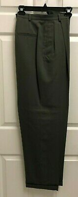 Austin Reed Woman S Dark Blue Career Business Dress Pants Slacks Wool Size 8 24 91 Picclick