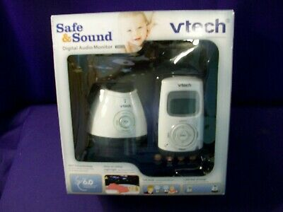 Vtech safe and sound baby monitor Dm 222