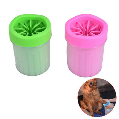 1PC Portable Pet Paw Plungers Mud Cleaner Washer Mudbusters Dog Pet Paw CleaneVX
