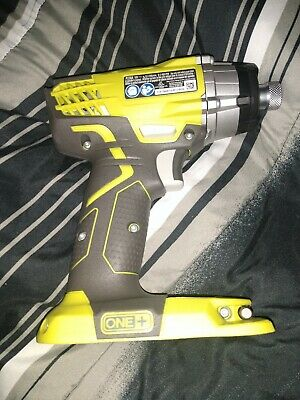 RYOBI ONE+ 18 VOLT LITHIUM-ION CORDLESS IMPACT DRIVER P235 (drill&battery-only)