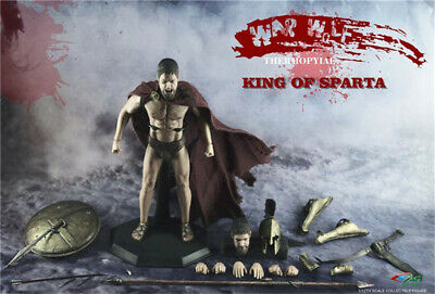 HOT BY-ART War Wolf Warrior The King Of Sparta BY-S01 1/12 figure toys in stock
